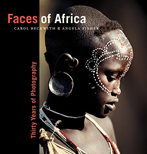 Faces of Africa: Thirty Years of Photography (National Geographic Collectors Series) von National Geographic Society