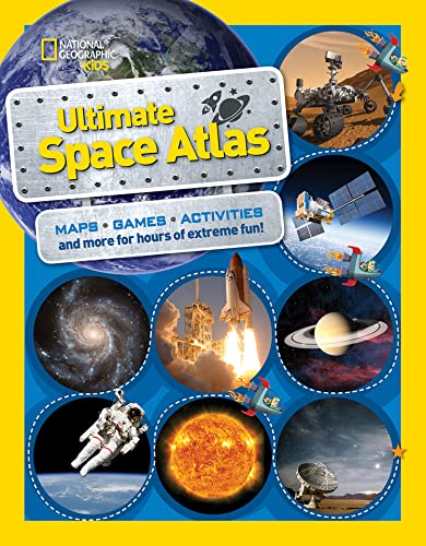 National Geographic Kids Ultimate Space Atlas von National Geographic Children's Books