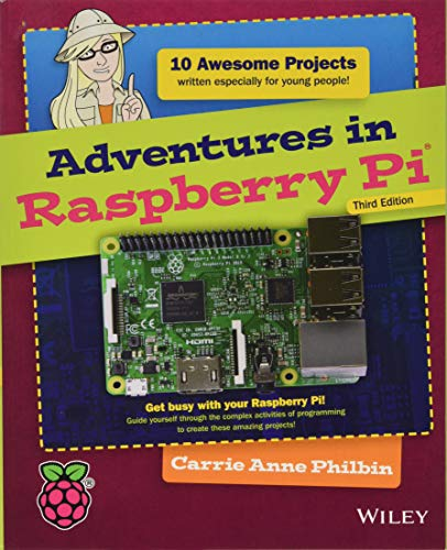 Adventures in Raspberry Pi von Wiley