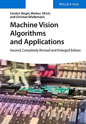 Machine Vision Algorithms and Applications von Wiley-Vch
