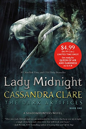 Lady Midnight (The Dark Artifices, Band 1) von Margaret K. McElderry Books