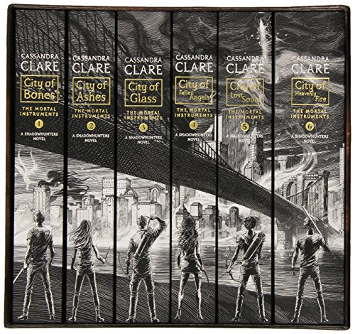 The Mortal Instruments, the Complete Collection: City of Bones; City of Ashes; City of Glass; City of Fallen Angels; City of Lost Souls; City of Heavenly Fire von Margaret K. McElderry Books