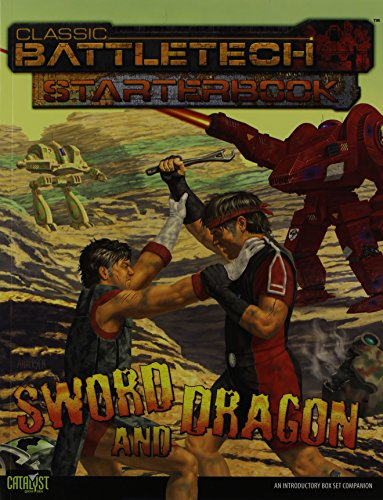 Classic Battletech Starterbook Sword and Dragon von Catalyst Game Labs