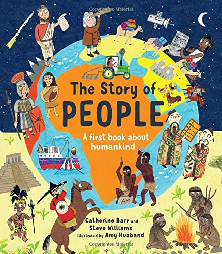 The Story of People: A First Book about Humankind von FRANCES LINCOLN