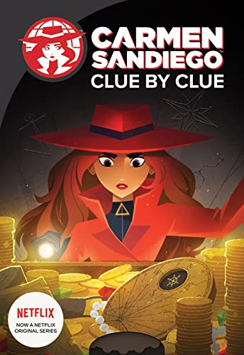 Clue by Clue (Carmen Sandiego) von HMH Books for Young Readers