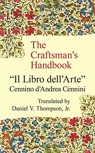 The Craftsman's Handbook (Dover Art Instruction)