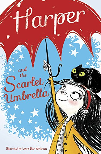 Harper and the Scarlet Umbrella (Harper 1) von Scholastic