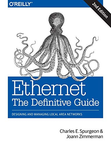 Ethernet: The Definitive Guide von O'Reilly and Associates