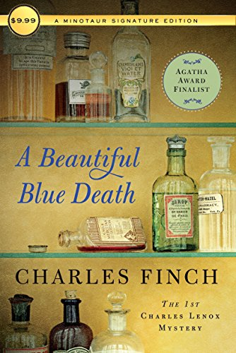 A Beautiful Blue Death: The First Charles Lenox Mystery von MINOTAUR