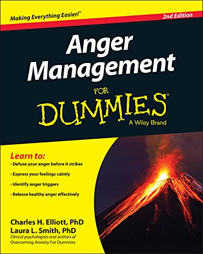 Anger Management For Dummies, 2nd Edition