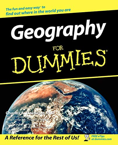Geography For Dummies von John Wiley & Sons