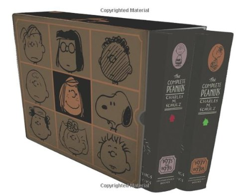 The Complete Peanuts Boxed Set 1975-1978 von Fantagraphics Books