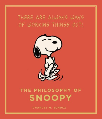 The Philosophy of Snoopy (Peanuts Guide to Life) von Canongate Books Ltd.