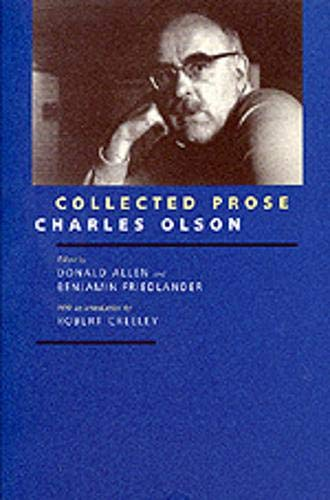 Collected Prose von University of California Press