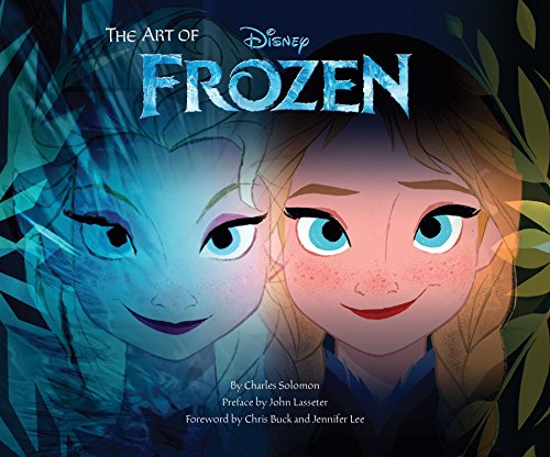 Disney: The Art of Frozen: (frozen Book, Disney Books for Kids ) von Chronicle Books