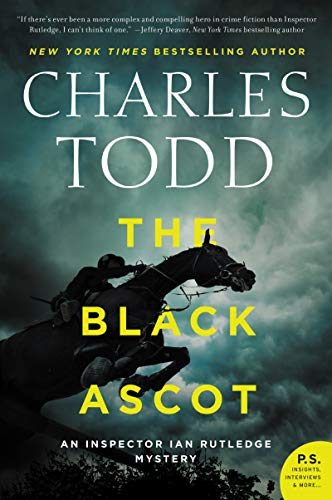 The Black Ascot (Inspector Ian Rutledge Mysteries, Band 21) von William Morrow Paperbacks