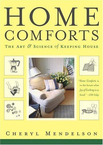 Home Comforts: The Art and Science of Keeping House von Scribner