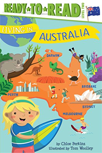 Living in Australia von Simon Spotlight