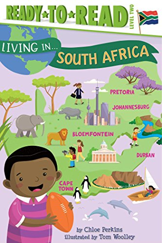 Living in South Africa von Simon Spotlight