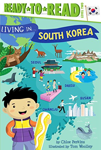 Living in South Korea von Simon Spotlight