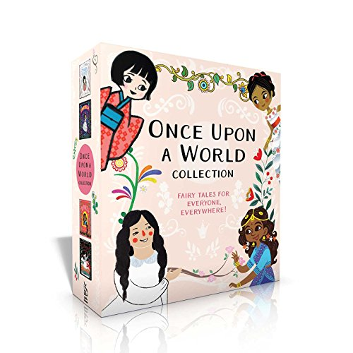 Once Upon a World Collection: Snow White; Cinderella; Rapunzel; The Princess and the Pea von Little Simon