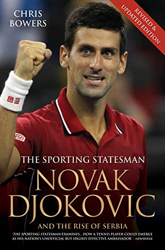 Novak Djokovic von John Blake Publishing Ltd