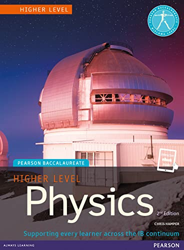 Pearson Baccalaureate Physics Higher Level 2nd edition print and ebook bundle for the IB Diploma: Industrial Ecology (Pearson International Baccalaureate Diploma: International E) von Pearson Education ESL
