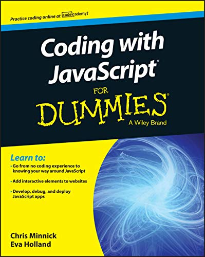 Coding with JavaScript FD (For Dummies Series) von For Dummies