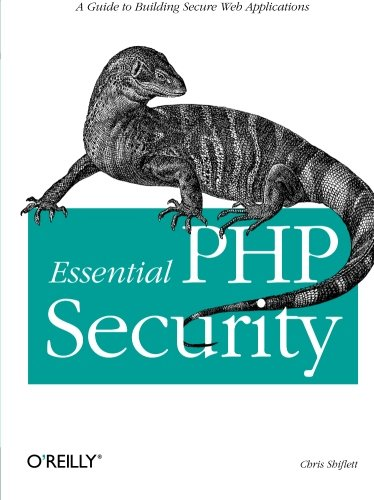 Essential PHP Security von O'Reilly & Associates