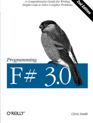 Programming F# 3.0 von O'Reilly and Associates