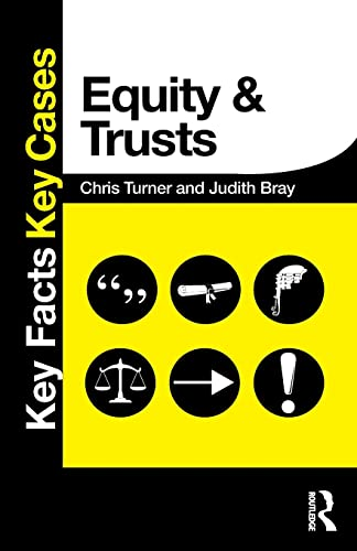 Turner, C: Equity and Trusts (Key Facts Key Cases) von Key Facts Key Cases