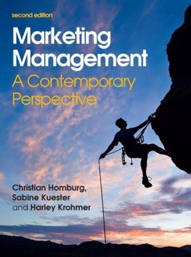 Marketing Management: A Contemporary Perspective von Mcgraw-Hill Higher Education