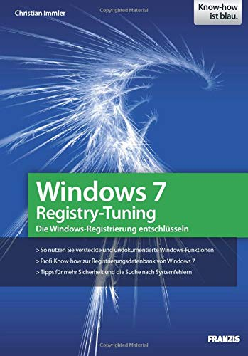 Windows 7 Registry-Tuning