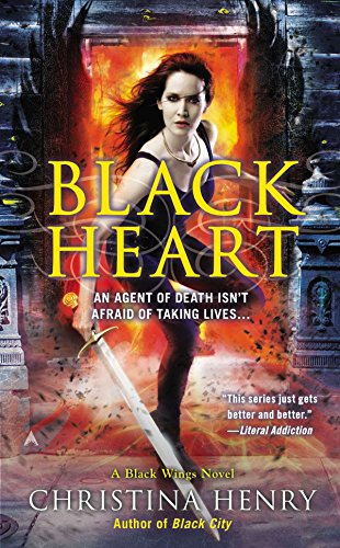 Black Heart (A Black Wings Novel, Band 6)