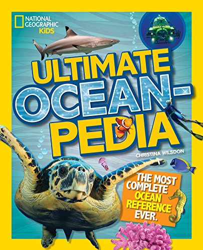 Ultimate Oceanpedia: The Most Complete Ocean Reference Ever (National Geographic Kids) von National Geographic Children's Books