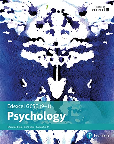 Edexcel GCSE (9-1) Psychology Student Book von Pearson Education Limited