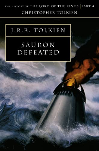 Sauron Defeated. The History of Middle-Earth 9 von Harper Collins Publ. UK
