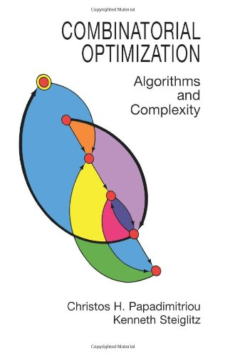 Combinatorial Optimization: Algorithms and Complexity (Dover Books on Computer Science) von Dover Publications