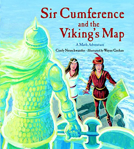 Sir Cumference and the Viking's Map von Charlesbridge
