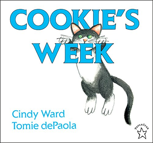 Cookie's Week von Puffin Books