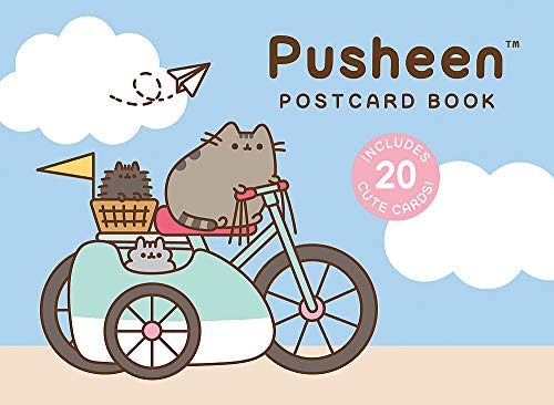 Pusheen Postcard Book: Includes 20 Cute Cards! von RP Studio