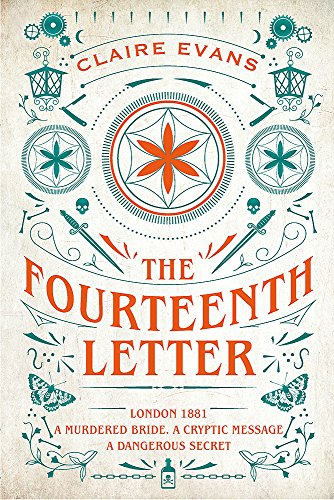 The Fourteenth Letter: The page-turning new thriller filled with a labyrinth of secrets von Little, Brown Book Group