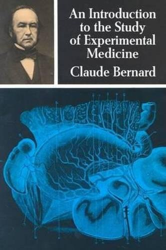Introduction to the Study of Experimental Medicine (Dover Books on Biology)