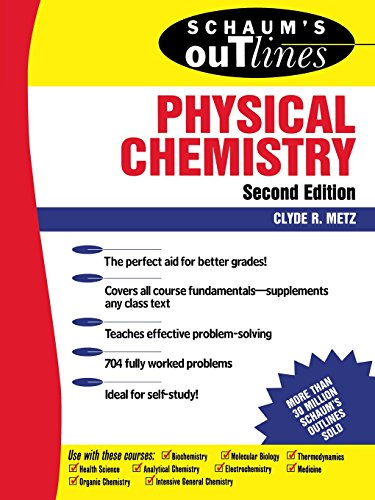 Schaum's Outline of Physical Chemistry (Schaum's Outlines) von McGraw-Hill Education Ltd