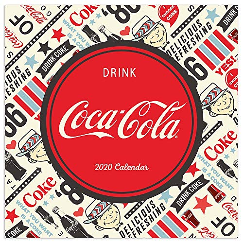 Coca-Cola 2020 Calendar von Time Factory
