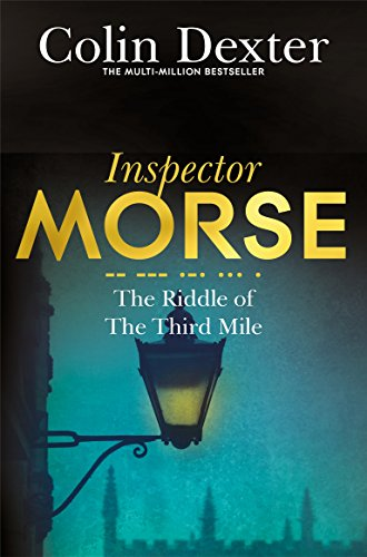 The Riddle of the Third Mile (Inspector Morse Mysteries, Band 6) von Pan