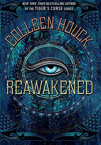 Reawakened: Book One in the Reawakened series, full to the brim with adventure, romance and Egyptian mythology von Hodder & Stoughton