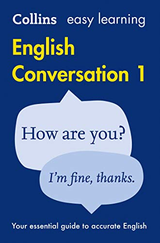 Easy Learning English Conversation: Your Essential Guide to Accurate English (Collins Easy Learning English) von HarperCollins UK