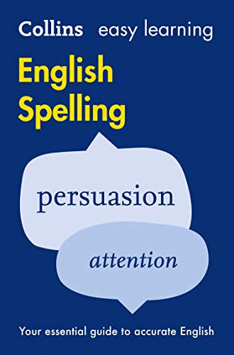Collins Easy Learning English - Easy Learning English Spelling von HarperCollins UK
