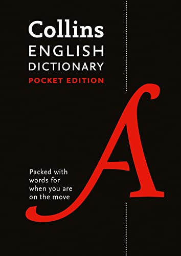 Collins English Pocket Dictionary: The Perfect Portable Dictionary von HarperCollins Publishers